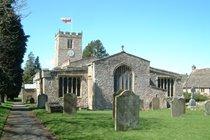 St Andrews Church - opposite Corner House
