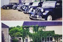 Our guests bring lovely cars!!