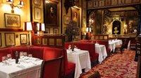 Rules Restaurant. Oldest restaurant in London