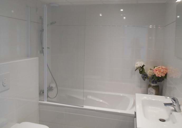 A bath for luxury