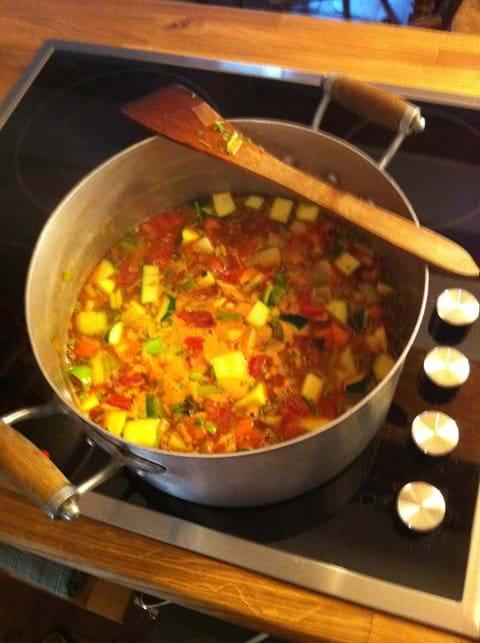 Make yourself a gourmet dish...