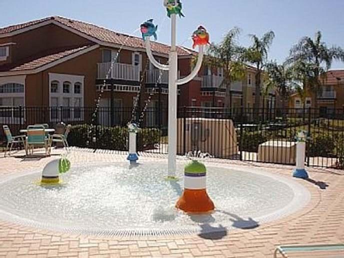 Children's Splash Pool