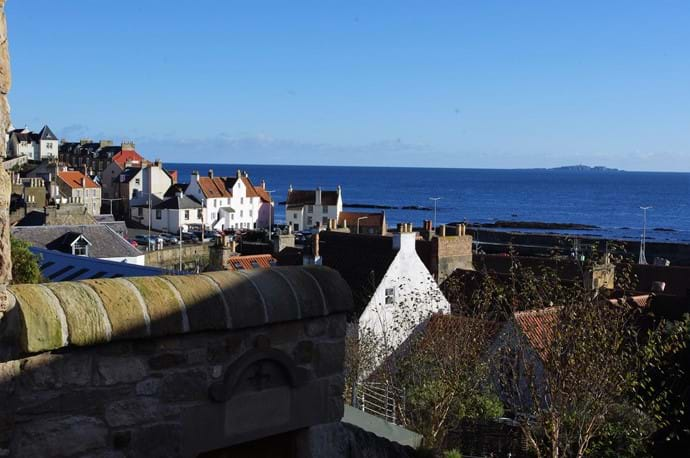Pittenweem rooftops