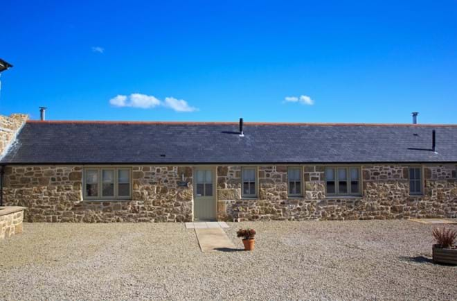 An Garth Self catering 2 bedroom cottage Crows an Wra Near Sennen