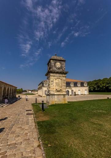Corderie Royale, Rochefort