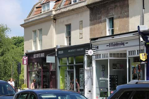 MUs Coffee Shop & Ladies Hairdressers, Widcombe Parade