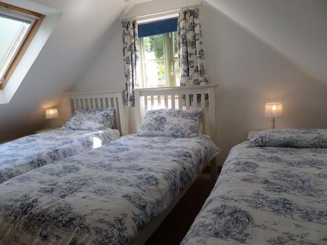 Twin/Triple Bedroom 2