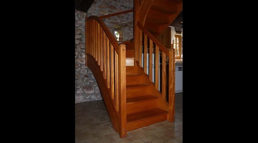 Le Fournil - Staircase