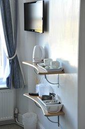 Bedroom 2 Tea/Coffee/ TV etc