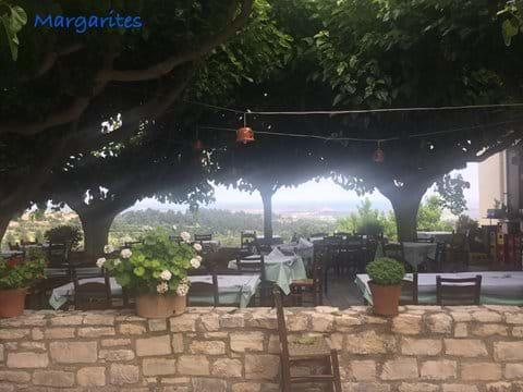 Relaxing Taverna in Margarites Village