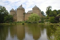 The Chateau at nearby Lassay-les-Chateaux