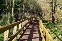 ONE OF MANY WALKS NEAR IRONBRIDGE VIEW TOWNHOUSE