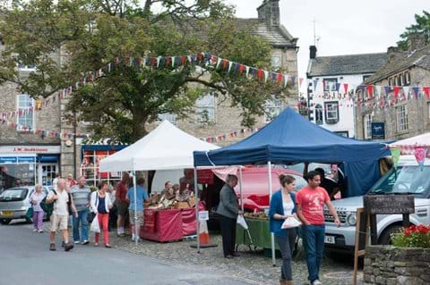 Grassington Farmers' Market