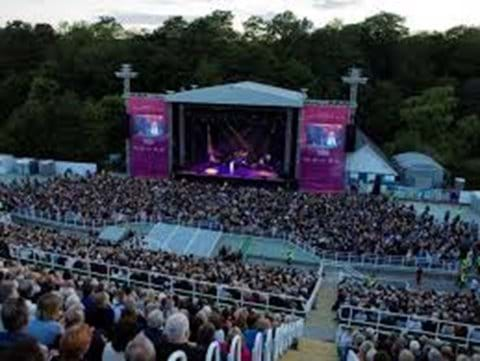 Scarborough Open Air Concert Venue