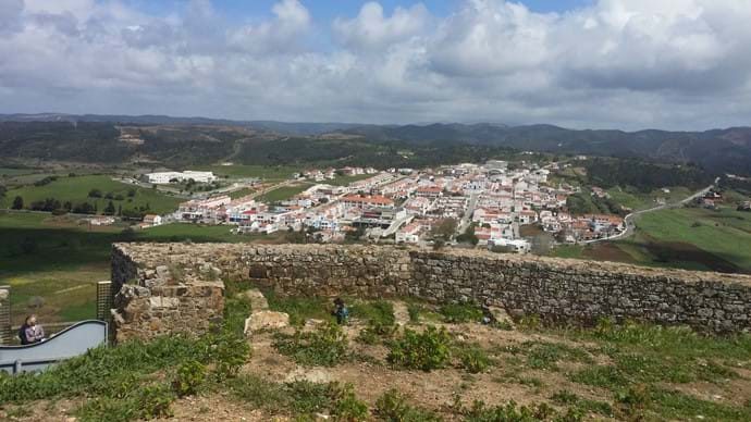 Aljezur from Aljezur Castle