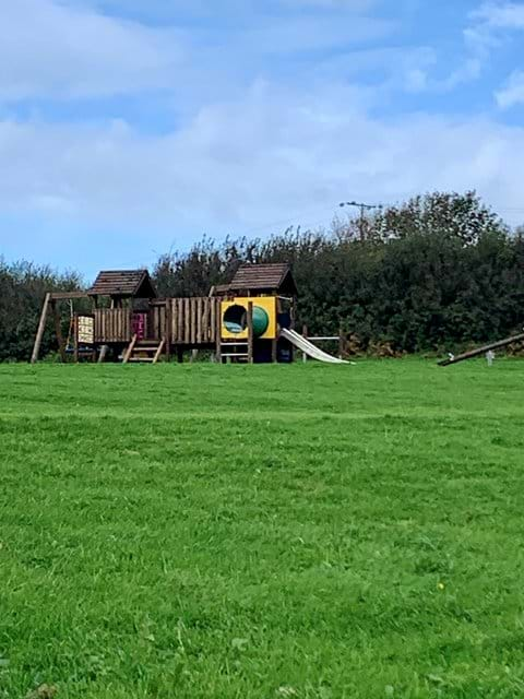 Local playing fields