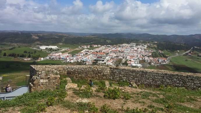 Aljezur from Aljezur Castle