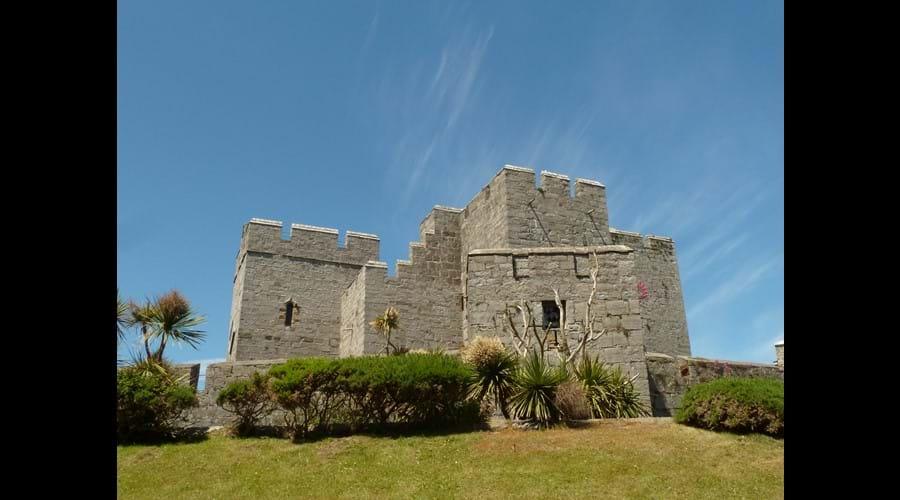 Castle Rushen.
