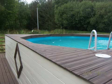 The Heated Salt Water Pool