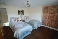 Second Bedroom - available as a twin or super king size