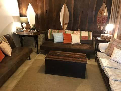 Cozy lounge/TV room