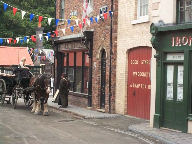 BLISTS HILL VICTORIAN MUSEUM