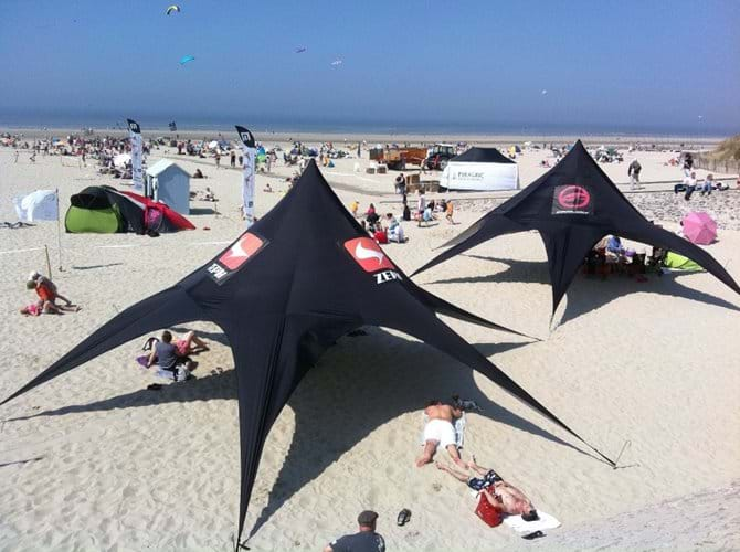 Annual Kite Festival at Berck Plage each April