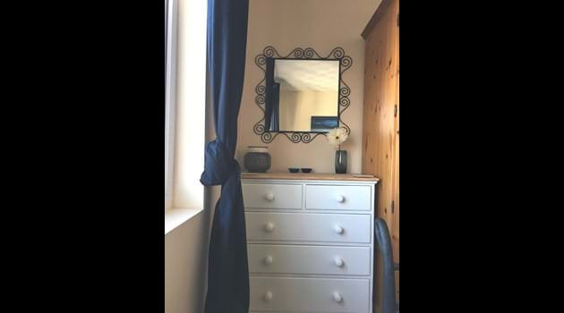 Master bedroom - A place to get ready