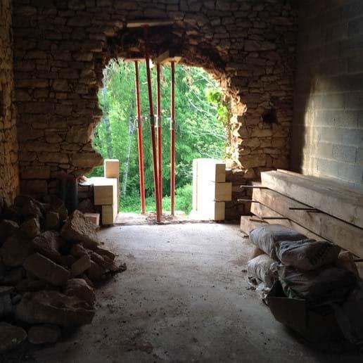 Oak Barn - ground floor bedroom