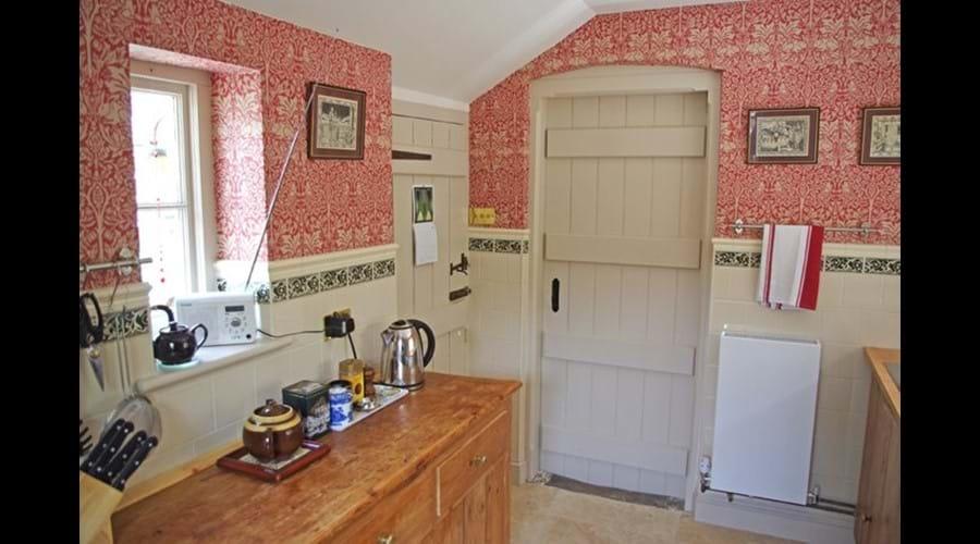 Albion Cottage kitchen
