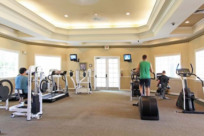 Fitness Center at Legacy Dunes