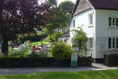 Bridge Cottage Tearoom in Winsford