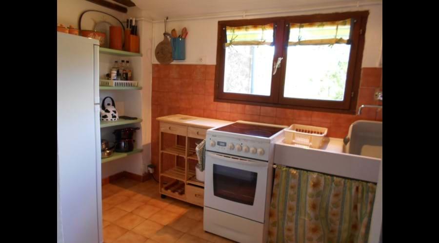 La Petite Tuilerie - Kitchen