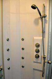 Bedroom 2 bathroom shower