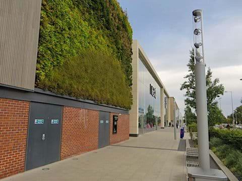 Vangarde Shopping Park York