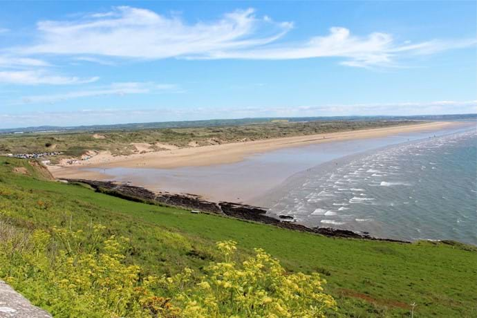 Saunton Sands and Burrows