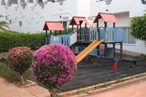 Kids club play area