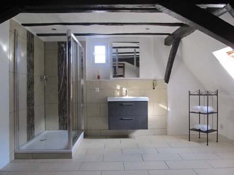 Apartment Riesling  - A large Spacious En Suite Shower Room.and WC