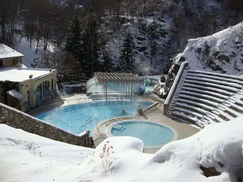 St Thomas thermal baths