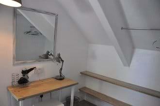 Dressing room/wardrobe Bedroom 3 loft apartment