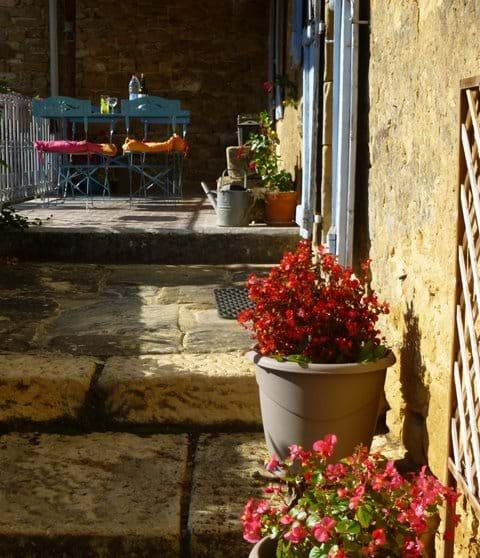 a holiday home near Sarlat in Dordogne