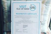 Chapel Bay Lodge 4 Star 2019 - 2020 Registration Certificate