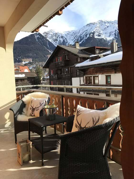 Balcony to Main Bedroom