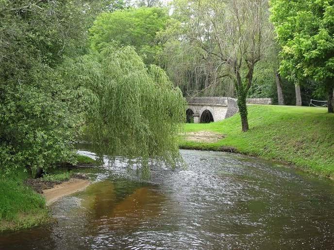 Dordogne Gite Cottage River