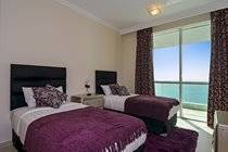"""""""Bedroom 3 with full sea views! Enjoy a restful night"""