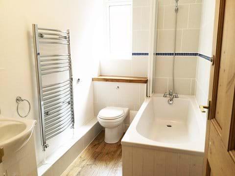 Shaftesbury Bathroom after
