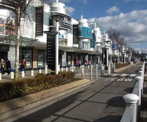 Monks Cross Shopping Park York