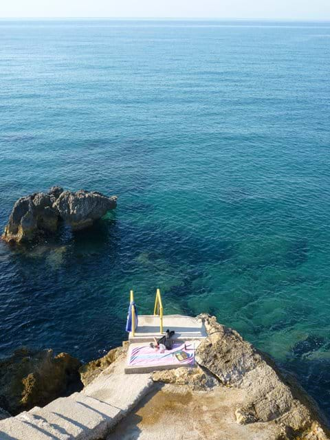 Swim at Azur Villa