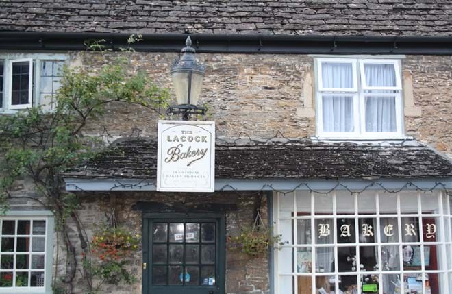 The Lacock Bakery