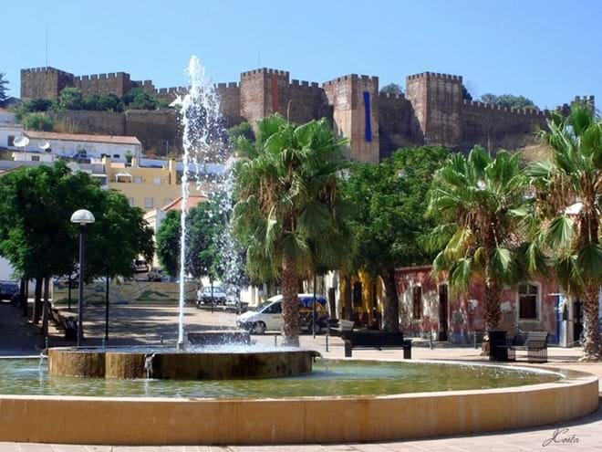 Silves and its famous castle